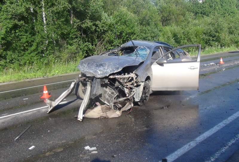 В Череповце будут судить виновника ДТП с четырьмя погибшими