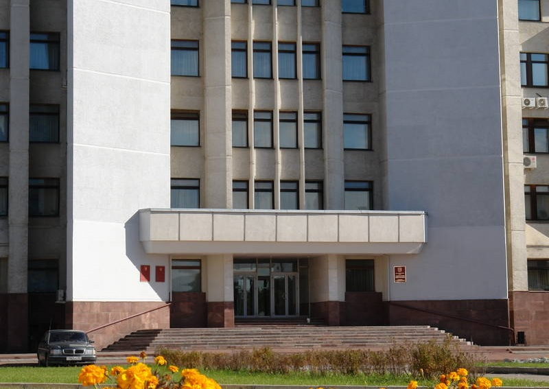 В здание гордумы в Вологде вернули свет