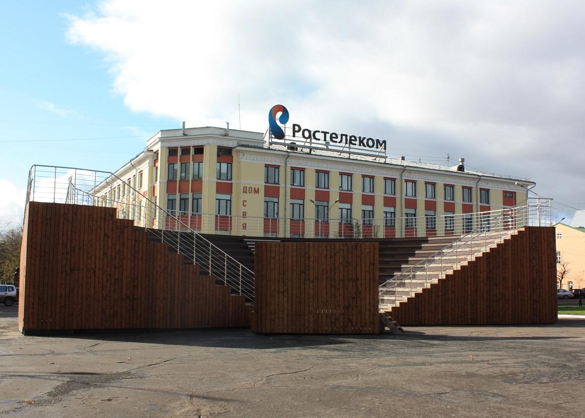 В Вологде распилят амфитеатр, чтобы перевезти его на улицу Конева