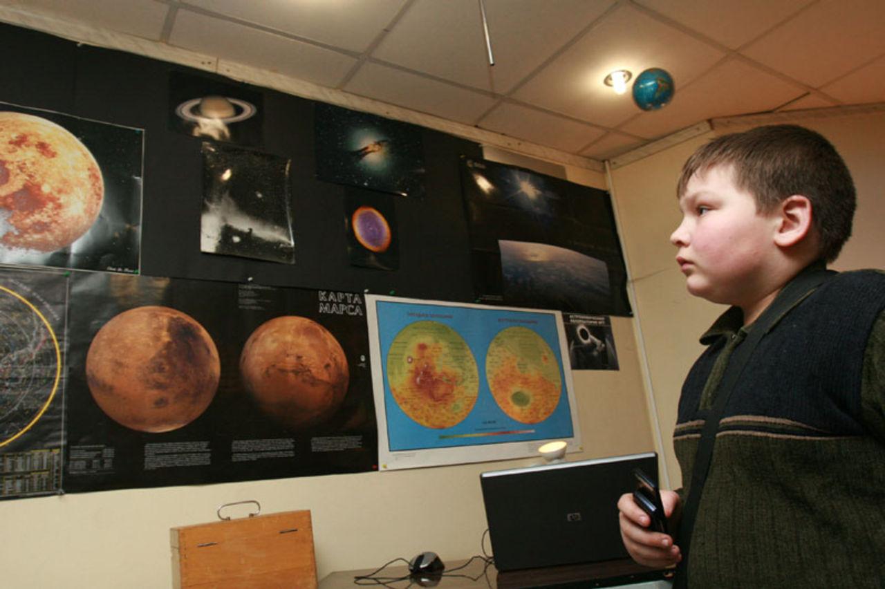 Никто из вологодских школьников не смог занять первое место в областной олимпиаде по астрономии