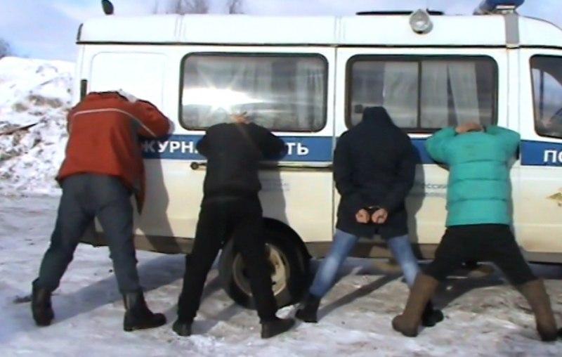 ВЧереповце поймана группа расхитителей кокса сметаллургического завода