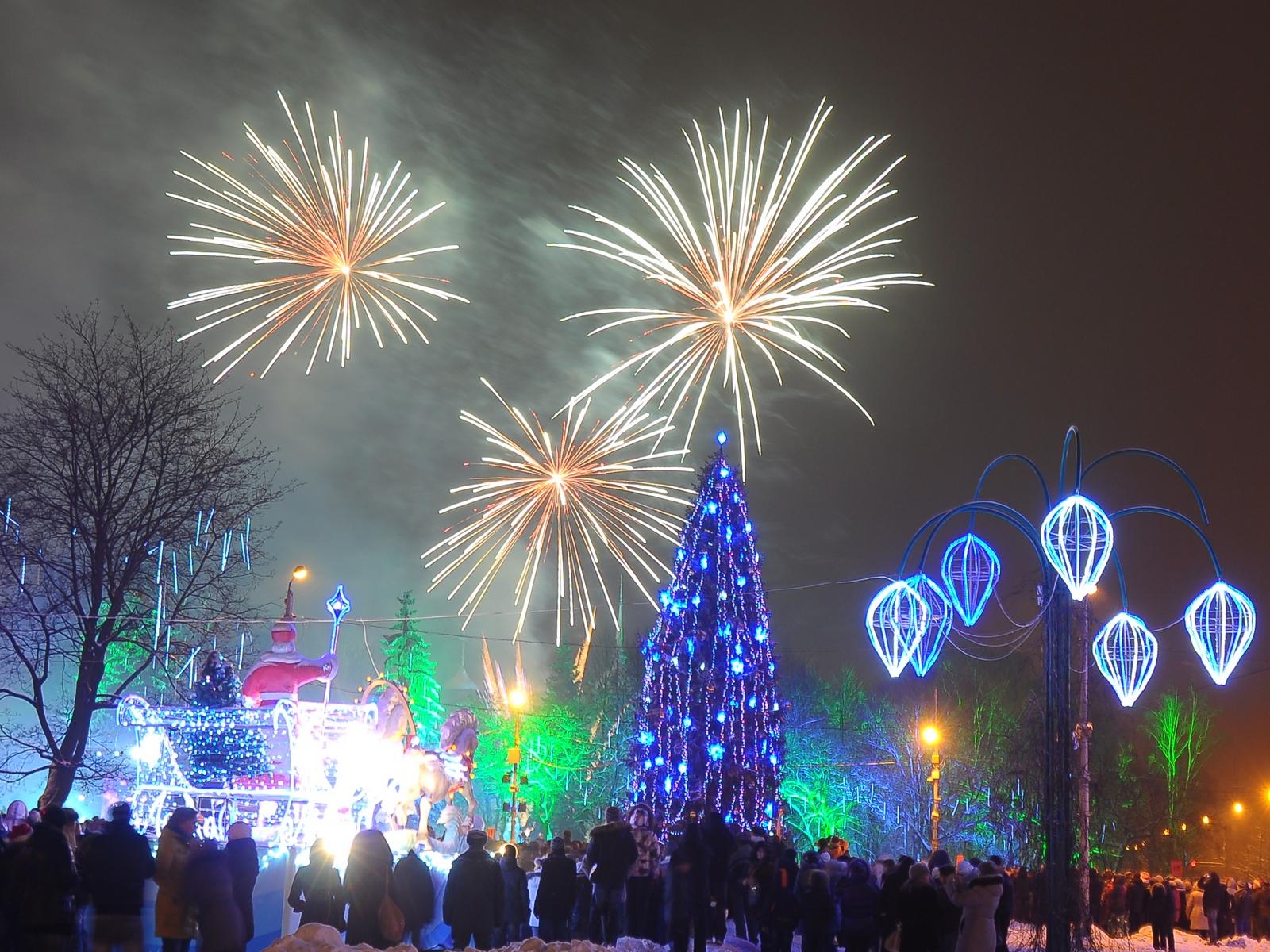 Мероприятие на новый год в вологде