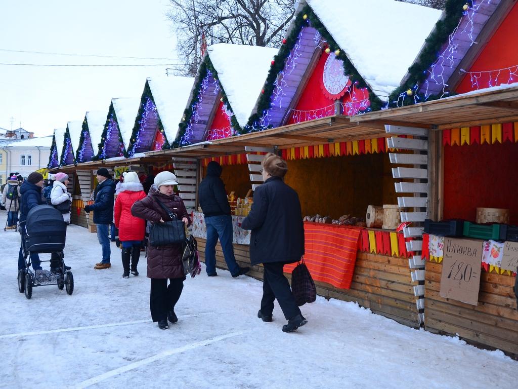 В Вологде надеются побороть рост цен на продукты с помощью ярмарок