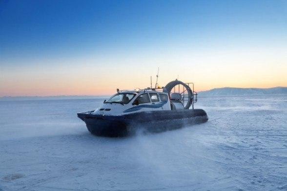 Доставлять пассажиров из Великого Устюга в Кузино будут на судне на воздушной подушке