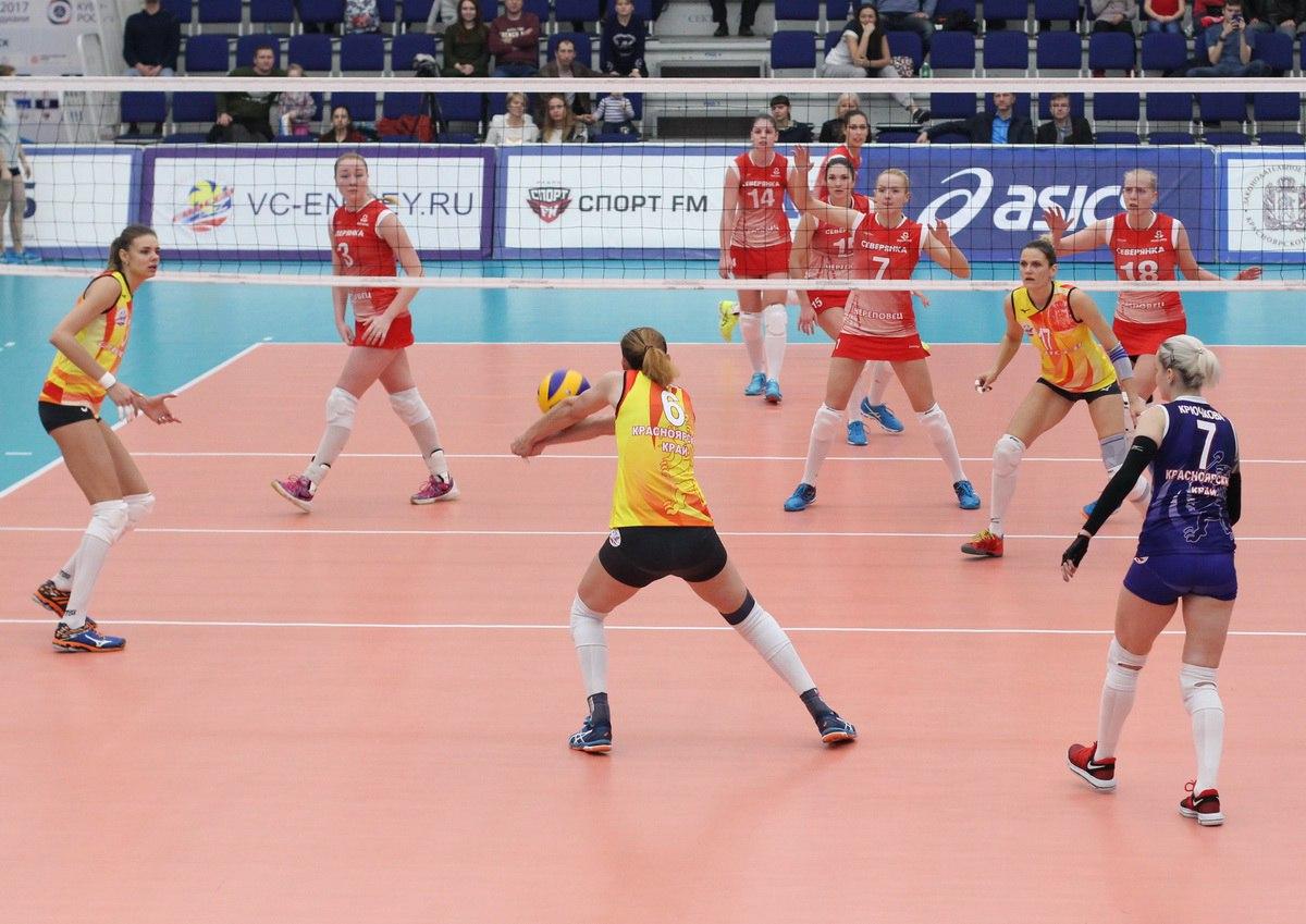 Череповецкая «Северянка» не попала в «Финал четырех» Кубка России