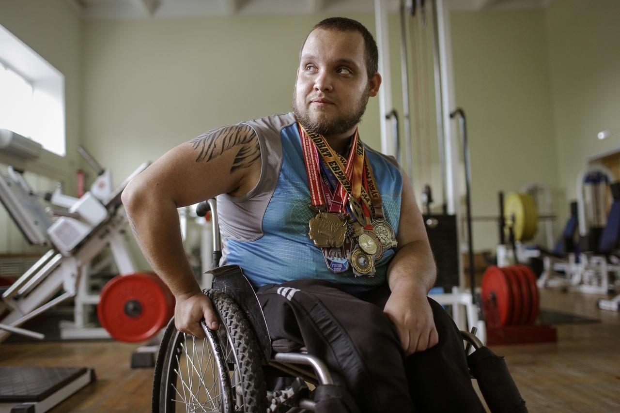 Вологжане могут сдать кровь, чтобы собрать деньги на привод для инвалидной коляски Антона Вострикова