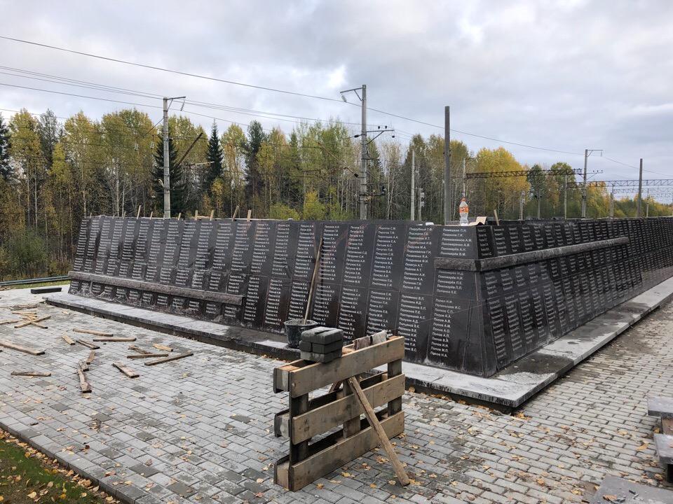 Поисковики ищут родственников красноармейцев из Вологодской области, похороненных в братской могиле в Карелии
