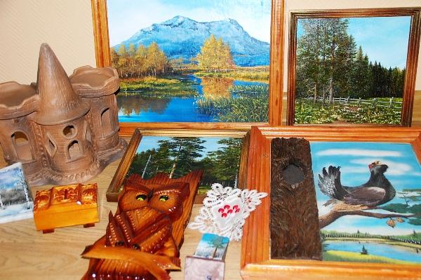 В Вологде пройдет выставка-продажа керамики, кружева и картин, изготовленных осужденными