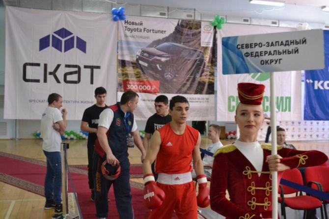 Вологжанин стал бронзовым призёром Первенства России по боксу