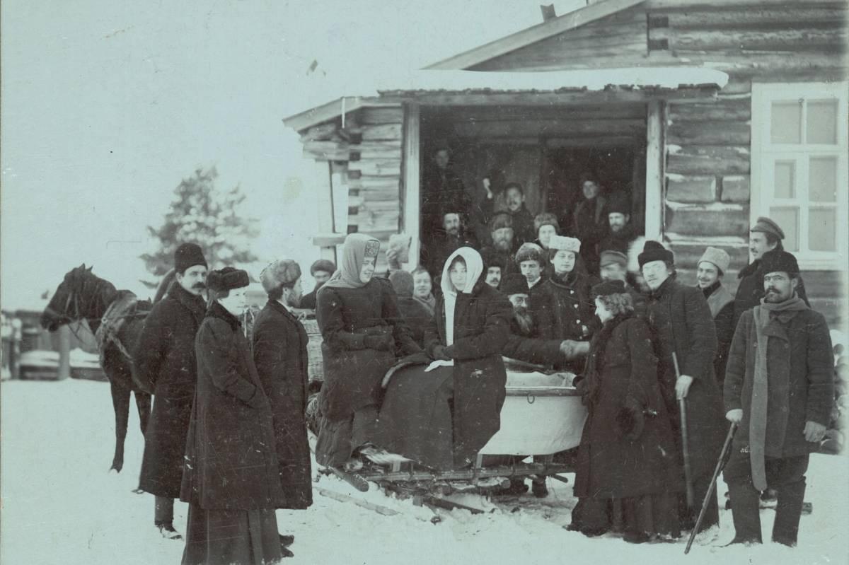 Выставка фотографий XX века из областных архивов откроется в Юго-Западной башне Вологодского кремля