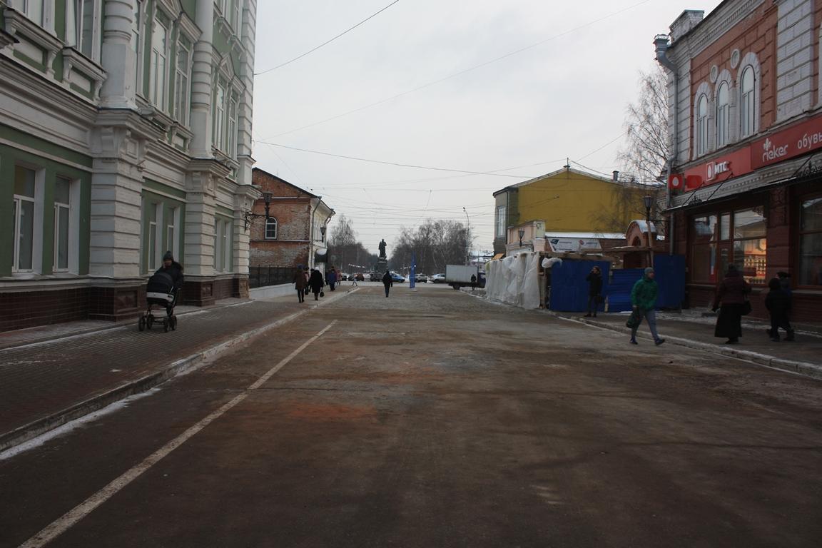 Каменный мост в Вологде не успели реконструировать в срок