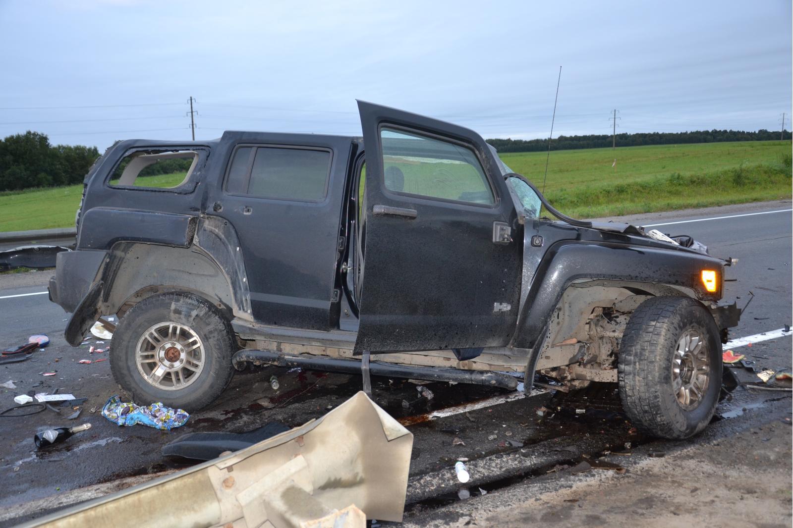 В Вологодском районе будут судить водителя КамАЗа, который пьяным устроил ДТП с тремя погибшими