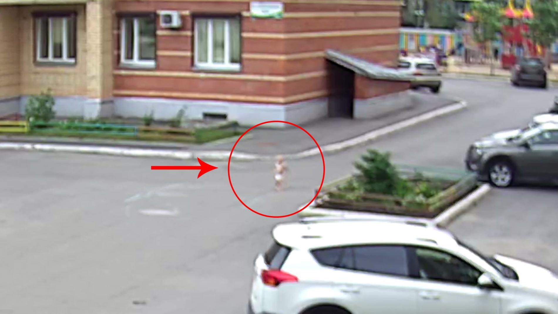 В Вологде полуторагодовалый ребенок сбежал из частного детсада