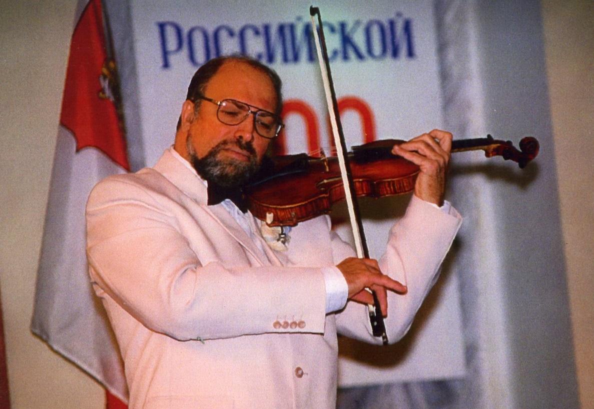 Выставка-инсталляция, посвященная скрипачу Виктору Шевцову, откроется в литературном музее Вологды