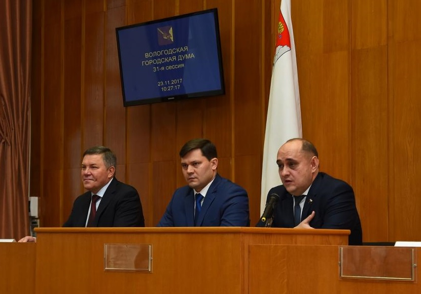 Олег Кувшинников: Вологда должна стать по-настоящему европейским городом