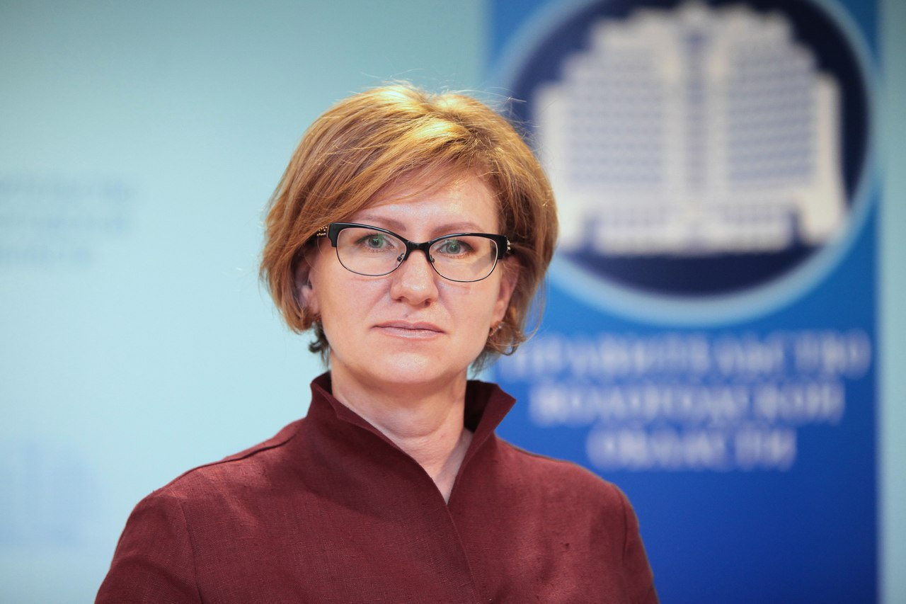 Юлия Мартынова покинула пост начальника департамента строительства Вологодской области
