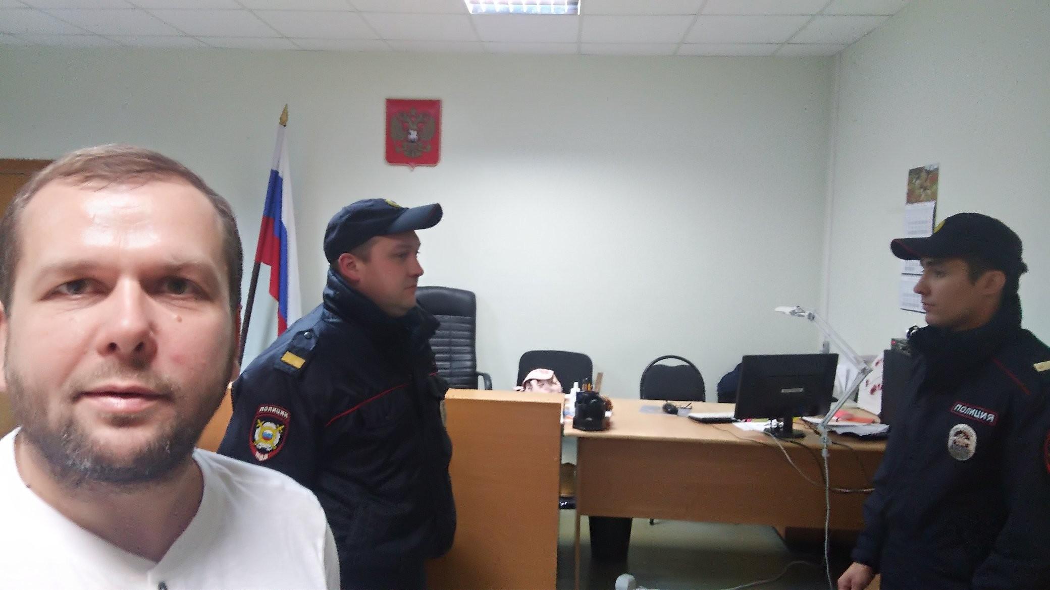 Евгения Доможирова арестовали на 15 суток за митинг против повышения пенсионного возраста