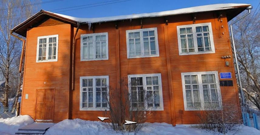 В поселке Дымково Великоустюгского района отдадут церкви здание закрытой школы