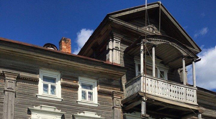 Семья Дуровых из Тотьмы живет в старинном доме, возраст которого остается загадкой