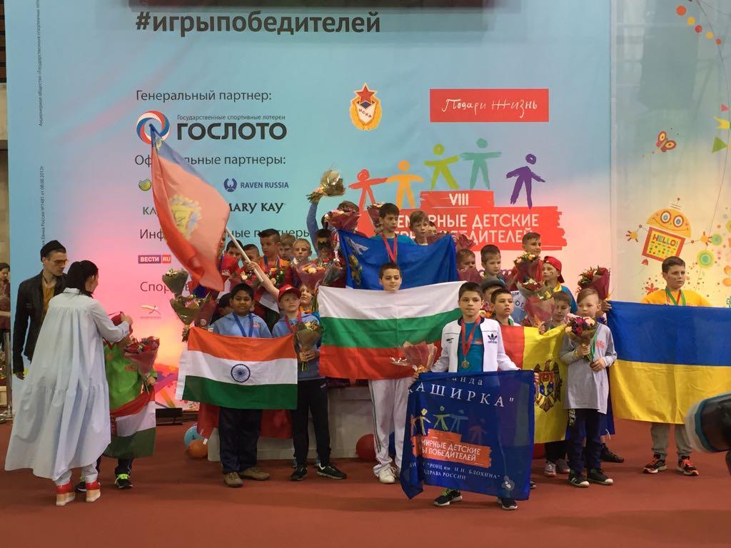 В Вологде собирают деньги на соревнования детям, излечившимся от онкозаболеваний