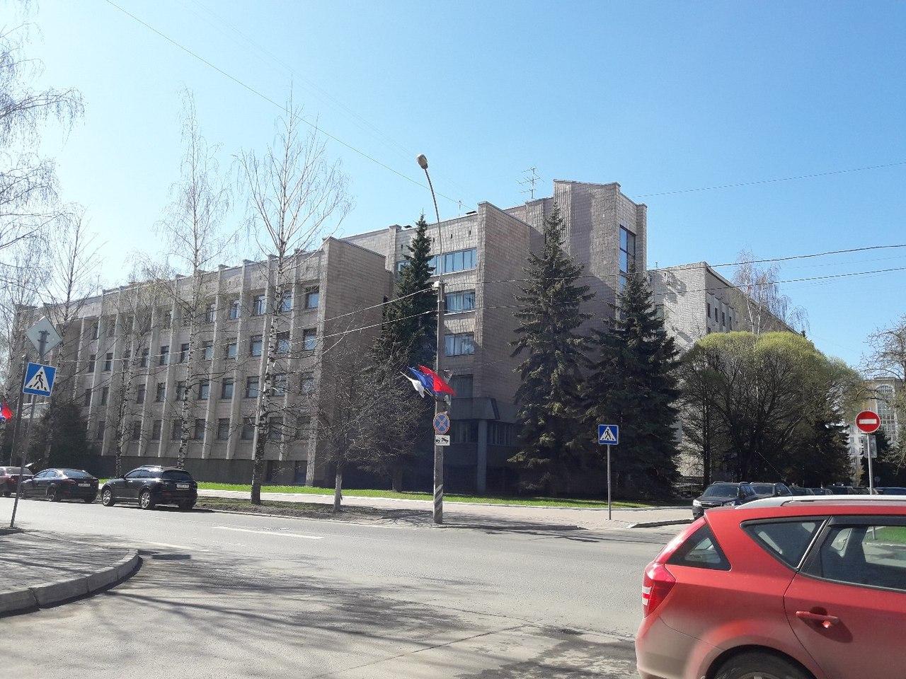 Более 100 млн рублей потратят областные власти на ремонт здания для своих сотрудников в Вологде