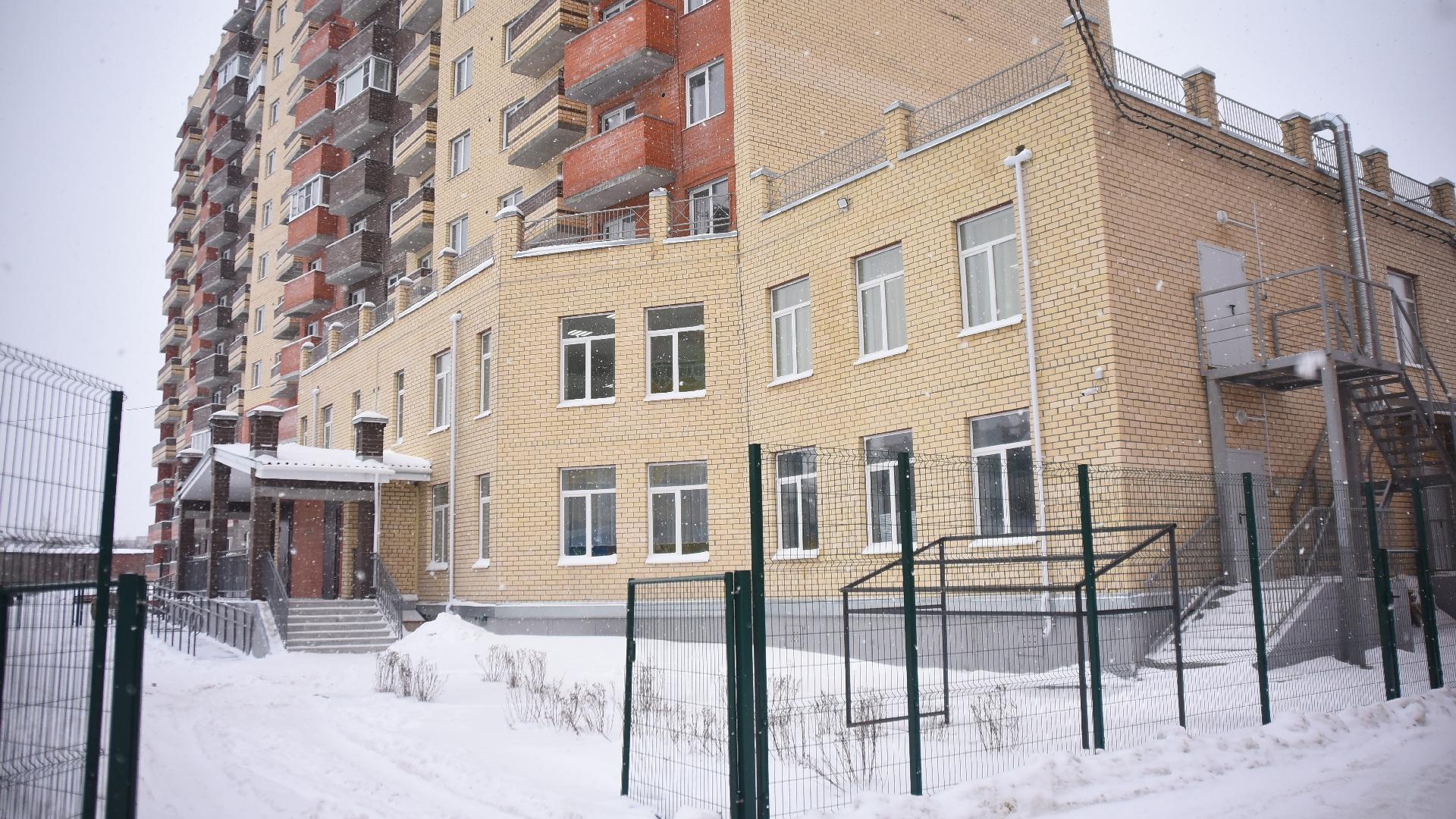 Новый филиал детсада №3 в Вологде откроют в марте на улице Гагарина