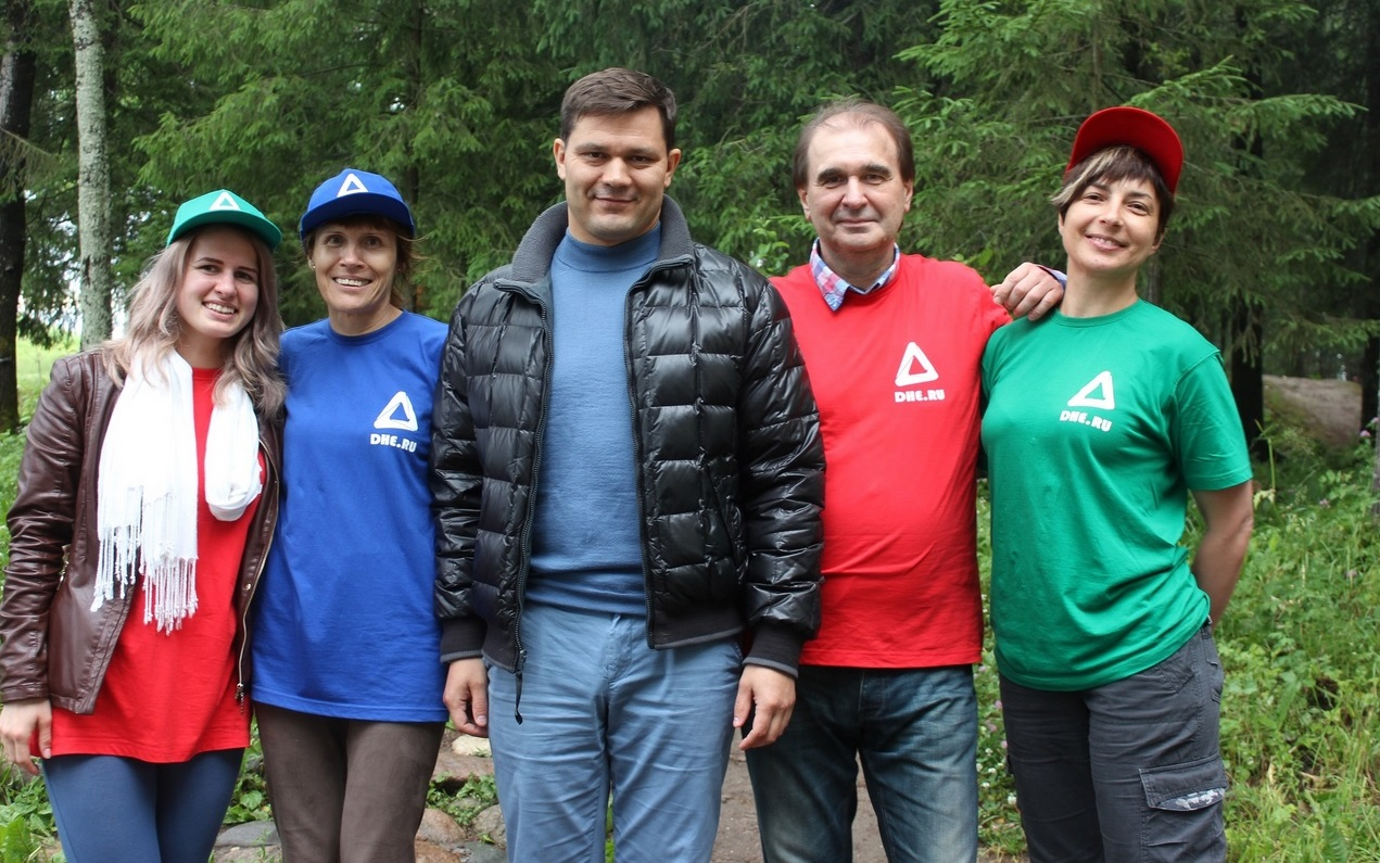 Для сотрудников администрации Вологды устроили тимбилдинг в парке отдыха «YES»
