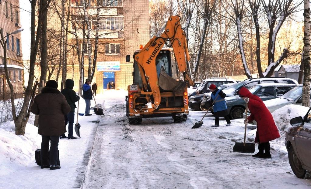 Вологде выделят 30 миллионов рублей из областного бюджета на ремонт дворов