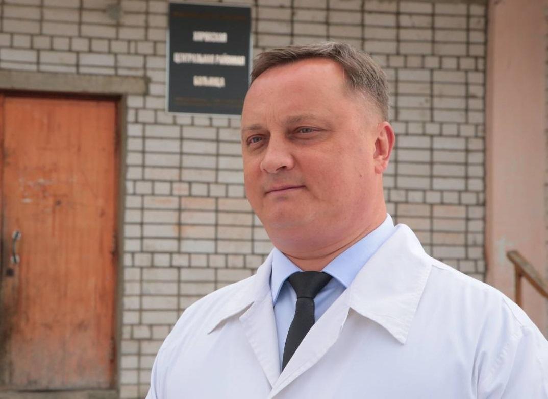 Начальник департамента здравоохранения Вологодской области покидает свой пост