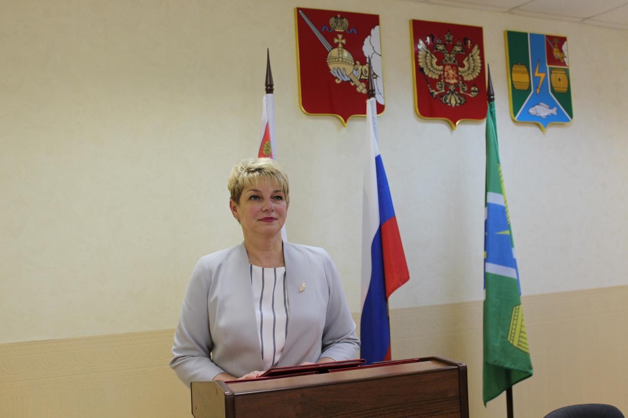 Главой Кадуйского района стала Светлана Грачева