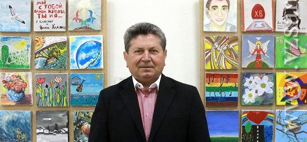 Художник-галерист Андрей Смолак из Словакии приедет в Великий Устюг с проектом «Рисованный экватор»