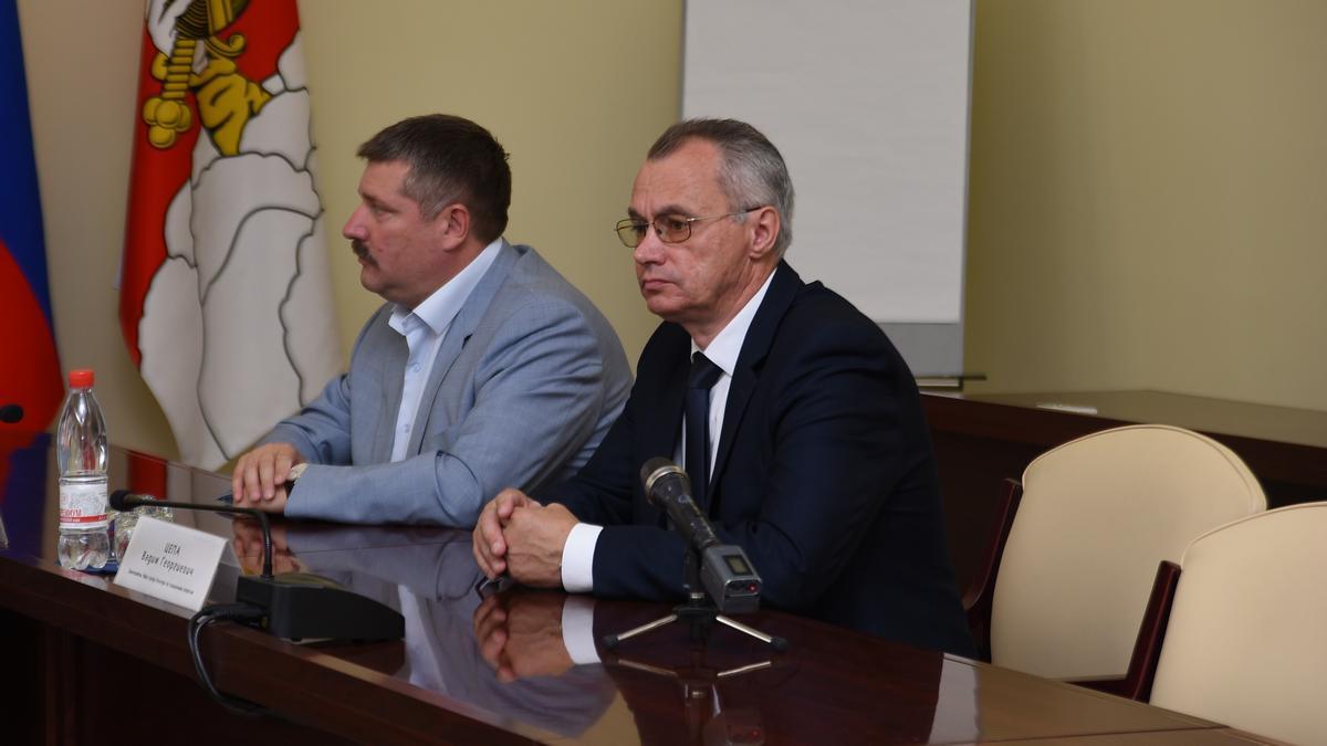 Новым заместителем мэра Вологды стал Вадим Цепа