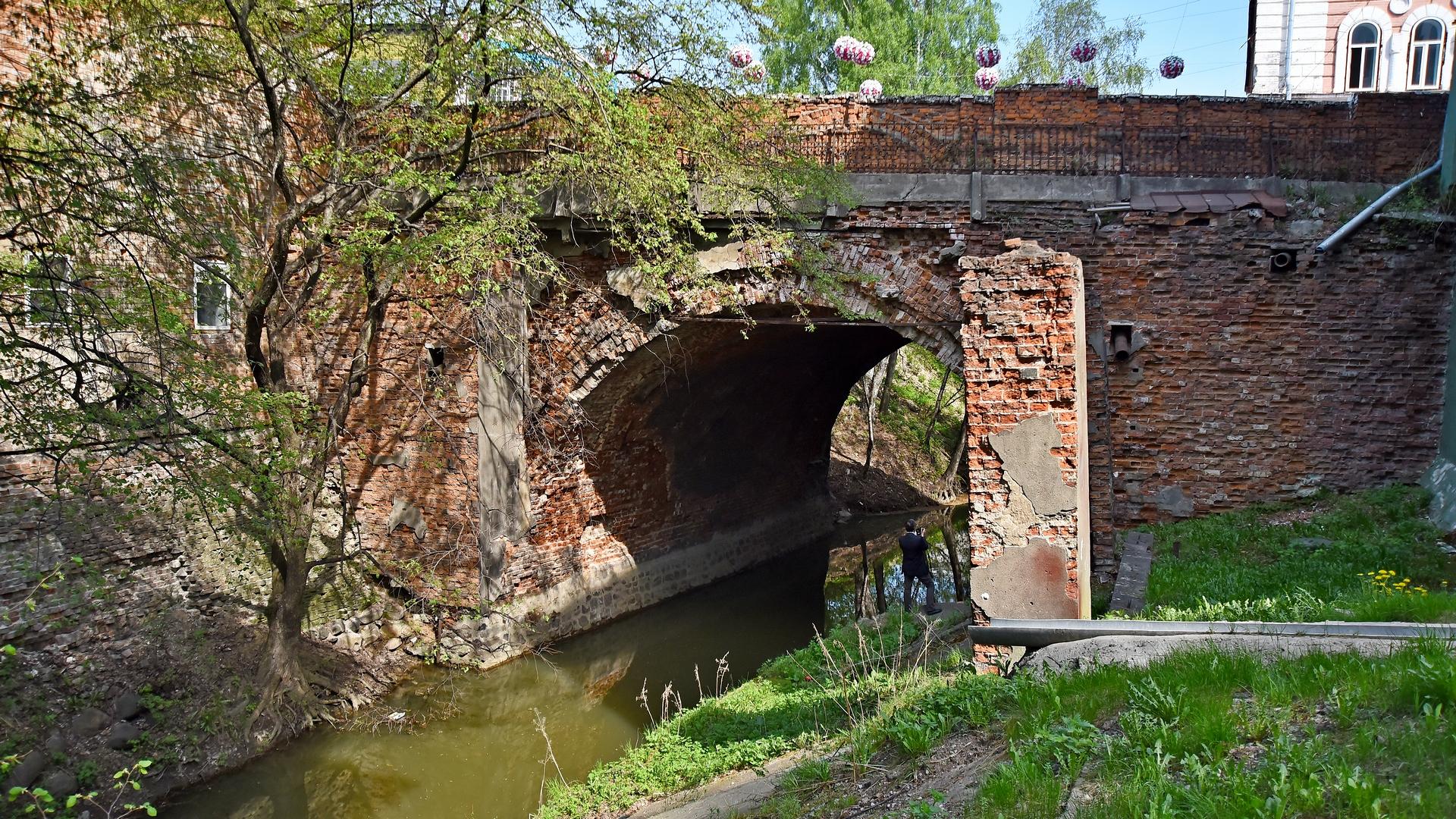 Аукцион по выбору подрядчика на ремонт Каменного моста в Вологде  проведут в июне