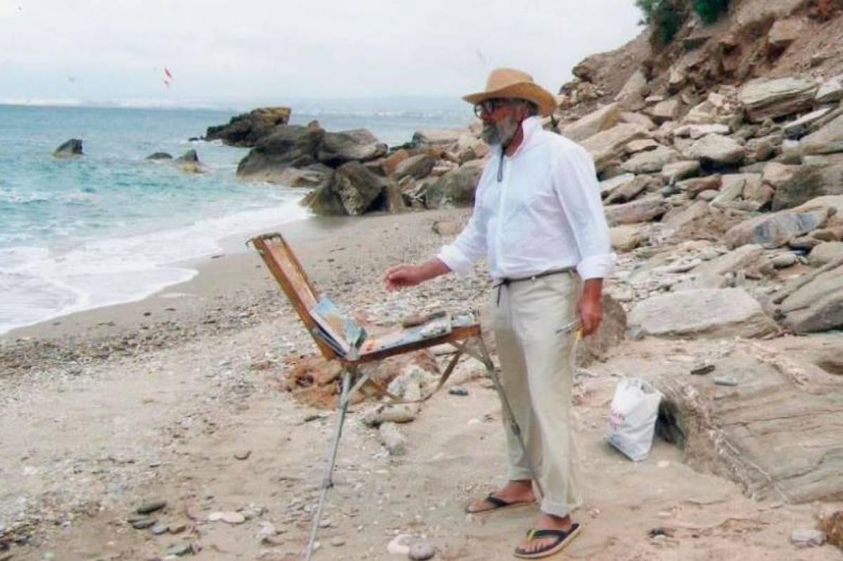 Выставка картин «Средиземноморский пленер» откроется в Кирилло-Белозерском музее-заповеднике