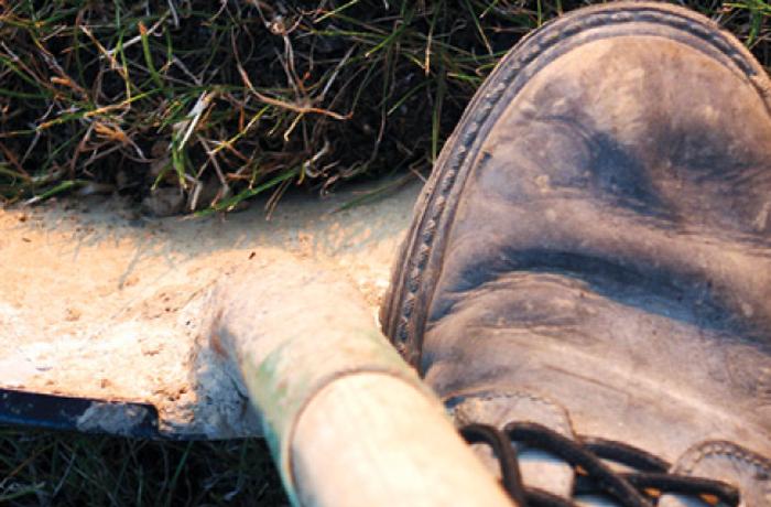 Мужчина убил знакомого и закопал труп в подвале дома в Вологде