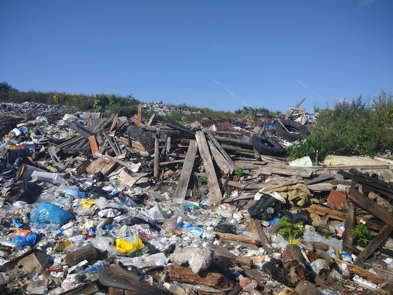 Замглавы администрации Белозерского района оштрафовали на 50 тысяч рублей за незаконную мусорную свалку