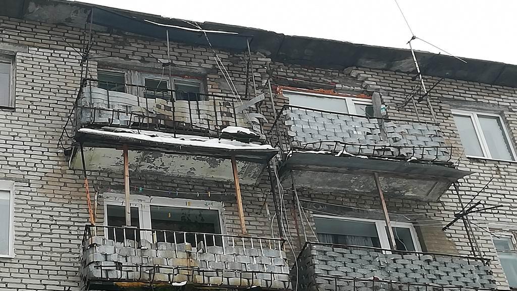 Семьи с детьми в поселке Шайма Череповецкого района боятся быть выселенными из своих квартир