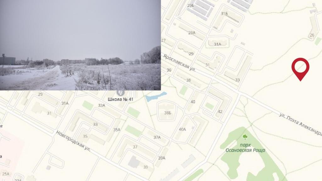 Городские власти пообещали не трогать лыжни при строительстве ледовой арены в Вологде