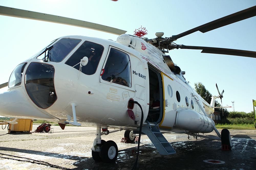 Выгодный лизинг: деньги за вертолет, купленный для Вологодской области, уходят на Кипр?