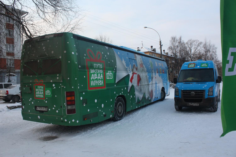 Жители России отправили дедушке Морозу неменее 200 тыс заявлений