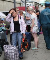Россияне «обещают» открыть обратный гуманитарный коридор для наглых переселенцев из Украины