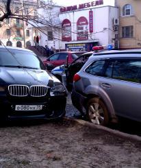 В Вологде пьяный водитель