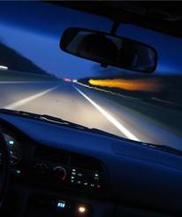 Освещение на трассе возле посёлков Майский и Новленское появится в 2015 году