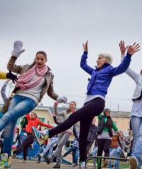 В Вологде 4 ноября пройдут богослужение, флешмоб и ярмарка