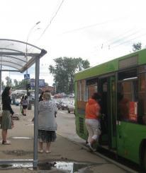 Глава города поручил отремонтировать все остановки в Вологде до 10 июля