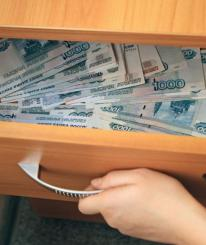 В Череповце пристав украл 44 тысячи рублей, которыми жители оплатили свои долги