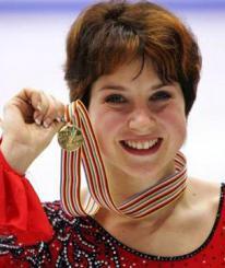 Ирина Слуцкая проведет в Вологде мастер-класс по фигурному катанию для детей с диабетом
