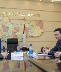 В Вологодском гарнизоне назначен новый военный прокурор