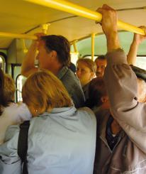 В Череповце серьезно пострадала пассажирка автобуса
