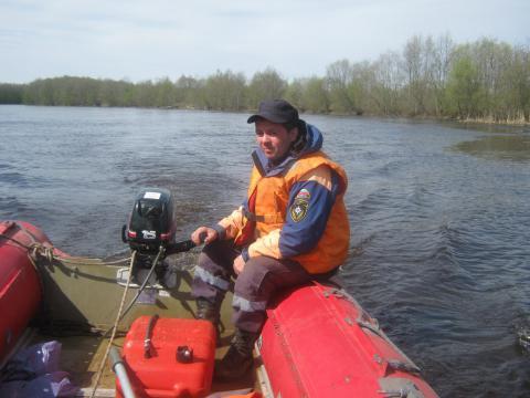 как искать пропавших на рыбалке